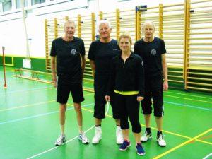 Trainer Team der Männerriege Neuheim